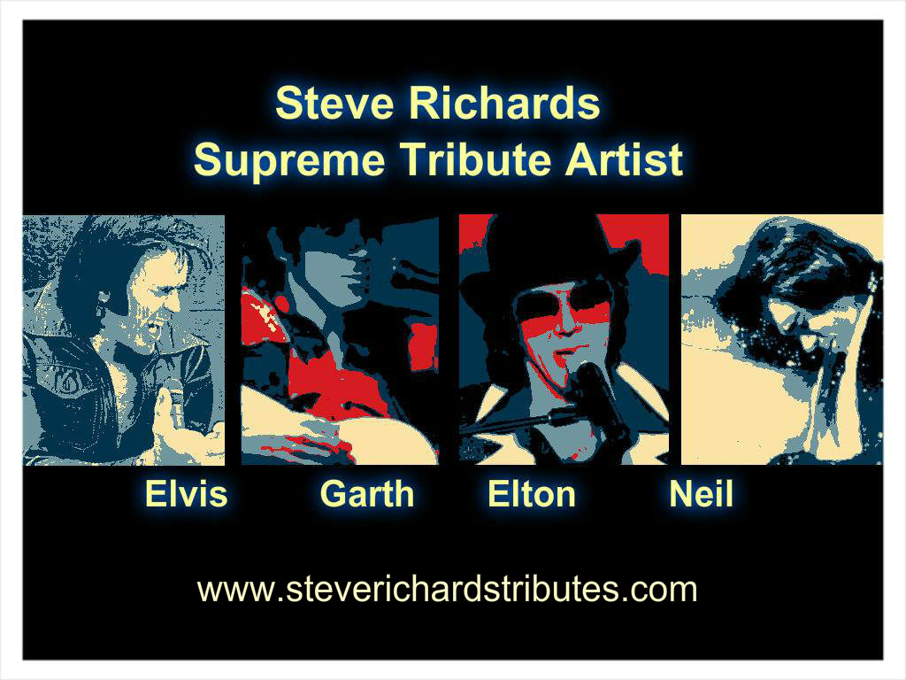 Steve Richards Tribute Artist