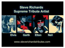Steve Richards Tribute Artist