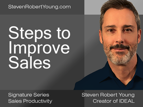 Steps to Improve Sales