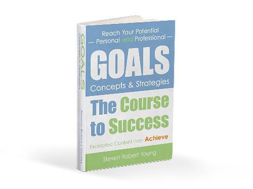 Goals: The Coourse to Success
