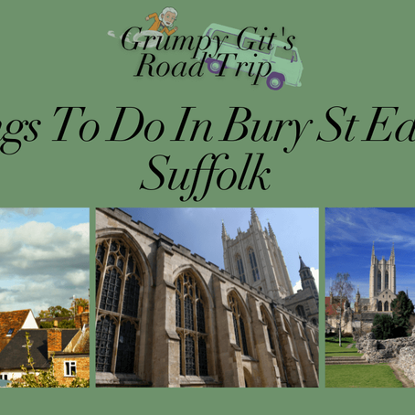 22 Things To Do In Bury St Edmunds, Suffolk, England