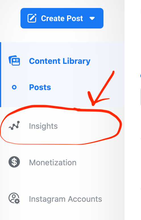 facebook creator studio. instagram. insights. when is the best time to post to instagram. social media manager. social media tips.