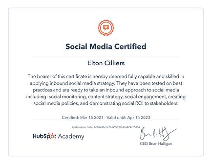 Social Media Certificate. The Online Presence Guy. Social Media Management. Social Media Manager. Digital Marketing. Digital Marketer. Cambridge. London. United Kingdom