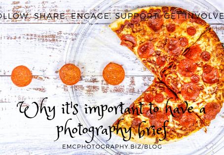Do I need a photography brief?