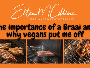 Why vegans put me off veganism & the importance of a braai to South Africans