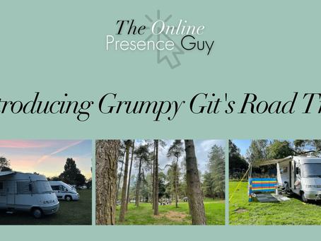 Introducing Grumpy Git's Road Trip - Vanlife UK