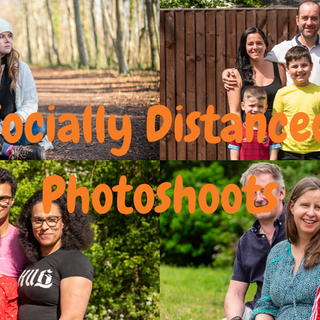 Socially distanced photoshoots in Cambridge - Fathers Day Photoshoot