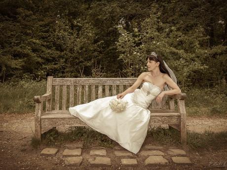 Bridal photoshoot with Elle