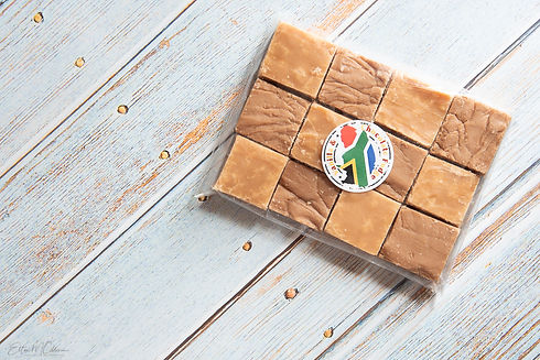 South African Fudge. Ecommerce Photography. Commercial Photography. Commercial Photographer. Product Photography. Product Photographer. Food Photography. Food Photographer. E-commerce. Cambridge. London. United Kingdom. UK East Anglia. Business Photographer. Business Photography. Creative Product Photography