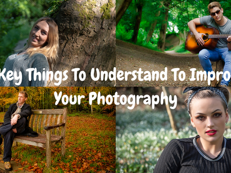 3 key things to improve your photography