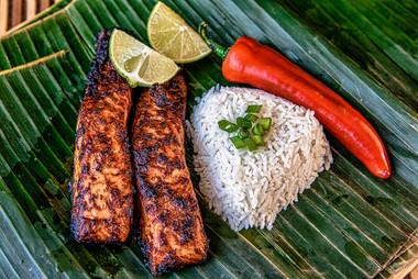 Fish and Rice