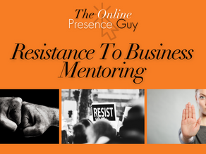 Resistance to business coaching