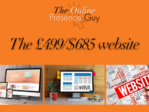 The £499 website deal