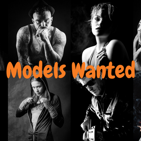 Models wanted!