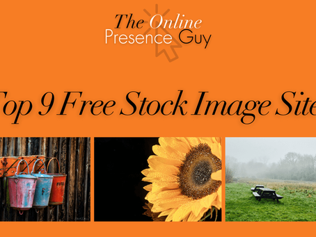 Top 8 FREE stock image websites