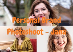 Personal Brand Photography Photoshoot with Jana