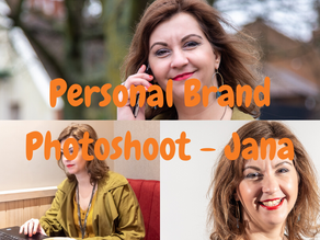 Personal Brand Photography Photoshoot with Jana