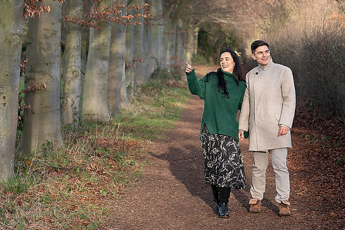 Happy couple. Grumpy Gits Roadtrip. Portraits in the Park. People photography. People photographer. Digital nomad. Vanlife. Family photographer. Family photoshoot. EmC Photography. United Kingdom