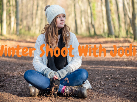Winter Shoot with Jodie