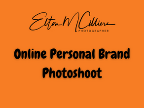 Online Personal Brand Photo Shoot