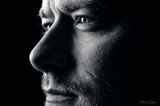 Fineart Male headshot