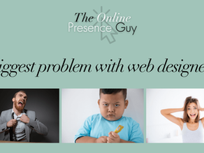 The problem with web designers