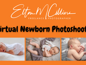 Virtual newborn photography