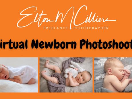Virtual newborn photography