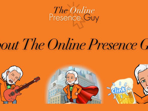 About The Online Presence Guy
