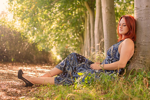 Chilling in the woods. Grumpy Gits Roadtrip. Portraits in the Park. People photography. People photographer. Digital nomad. Vanlife. Family photographer. Family photoshoot. EmC Photography. United Kingdom