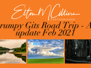 Grumpy Gits Roadtrip - an update Feb 2021