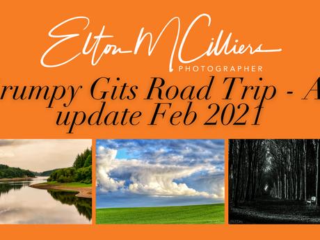 Grumpy Gits Roadtrip - an update Feb 2021