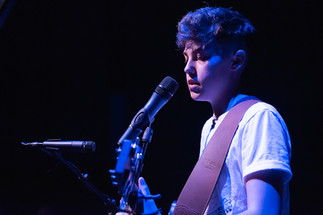 Young Solo Musician