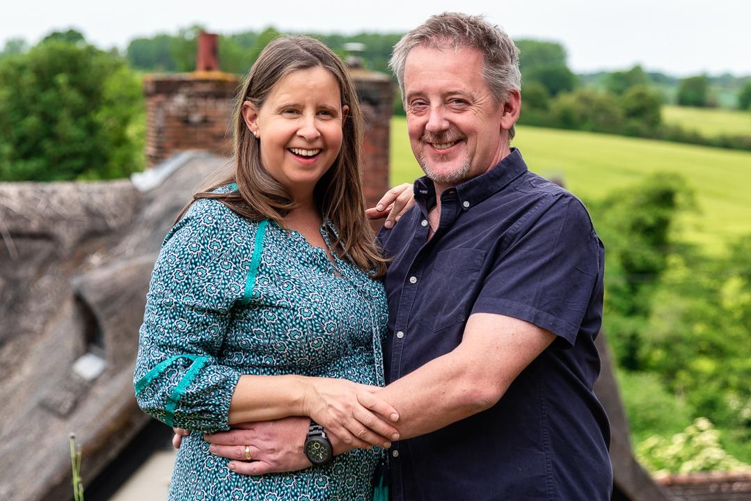 Smiling couple. family photographer. Family portrait. Family photography. Family photoshoot. Family portraits. Cambridge. London. United Kingdom. UK. Photographer