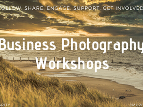 Photography workshops for your business