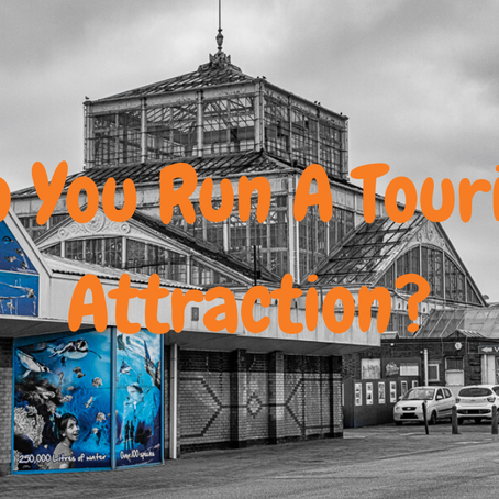 Do you run a tourist attraction?