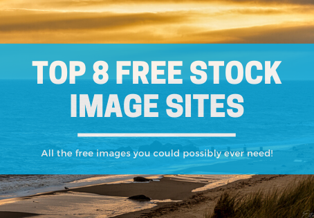 Top 8 FREE Stock Image Sites