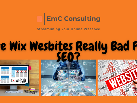 Are Wix websites really bad for SEO?