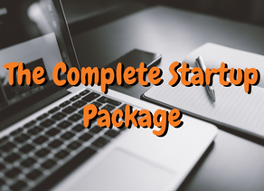 The Complete Business Startup Package
