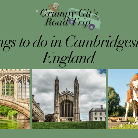 Things to do in Cambridgeshire, England