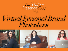 Virtual Personal Brand Photoshoot
