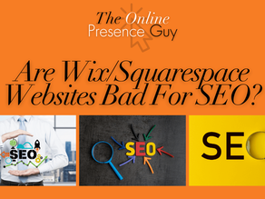 Are Wix websites bad for SEO?