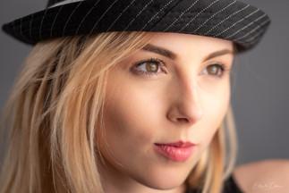 Model Personal Brand Portrait