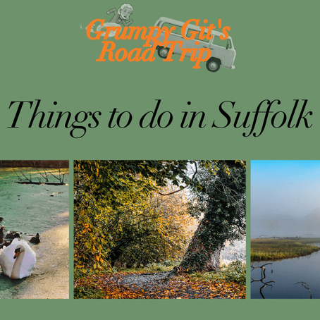 Things to do in Suffolk, England