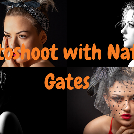 Shoot with Natalia Gates