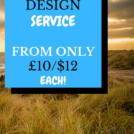 Pinterest Pin Design Service