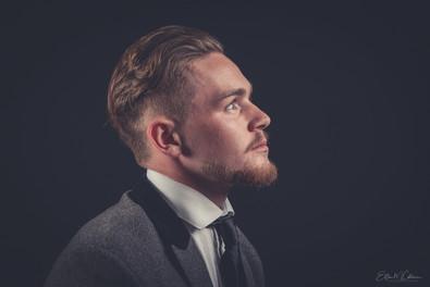 Fineart Male Portrait