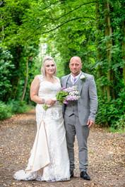Woodland Couple