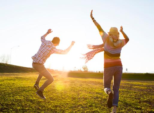 Празнувайте, за да поддържате радостта си