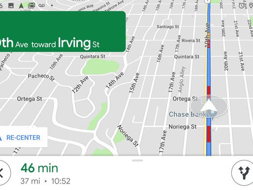 Бог е по-велик от Google Maps!